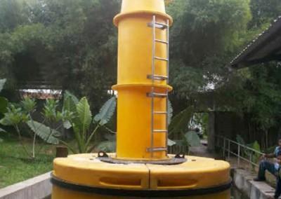PE navigational buoy2
