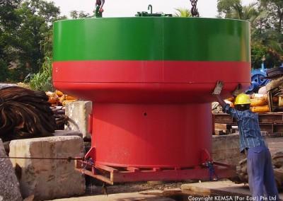 steel buoy 3