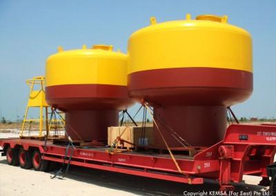 steel buoy