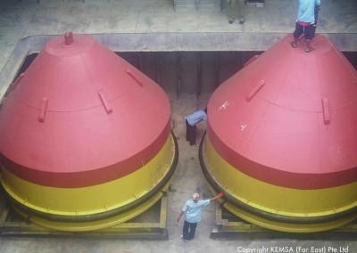 steel mooring buoy 2