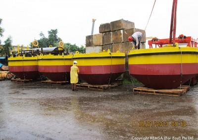 steel mooring buoy3