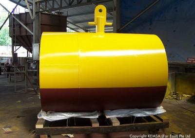 steel pennant mooring buoy